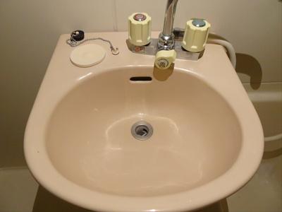 【洗面所】モア・ヴィラージュ