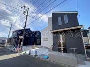 東大和市芋窪4丁目 新築戸建て 全2棟 1号棟~家事動線のよいワンフロアタイプ~の画像