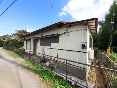 【外観】大谷4261-11貸家