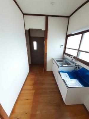 【キッチン】大谷4261-11貸家