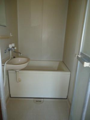 【浴室】メゾン幕張