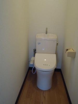 【トイレ】メゾン幕張