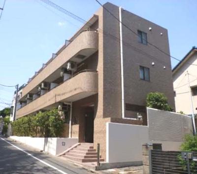 JR京浜東北線「大森」駅より徒歩7分の分譲賃貸マンションです