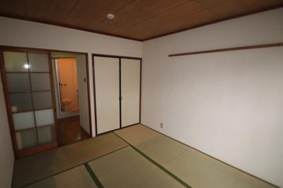 ※実際のお部屋は洋室です。
