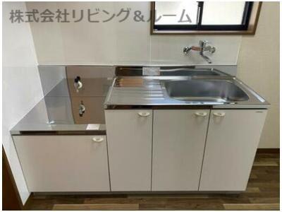 【キッチン】グラシアス・JJ
