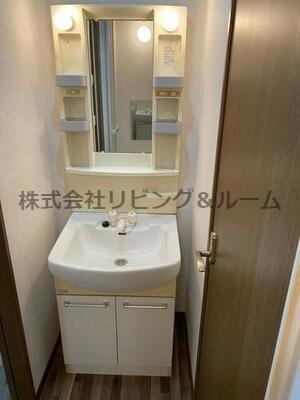 【洗面所】グラシアス・JJ