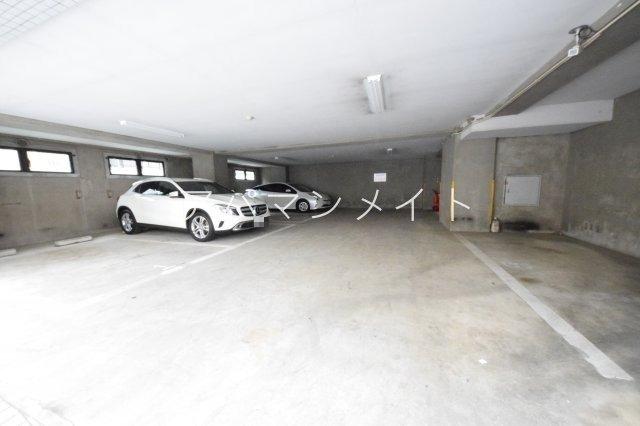 駐車スペースです