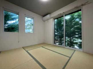 和室があることで落ち着きと癒しの空間が生まれます。