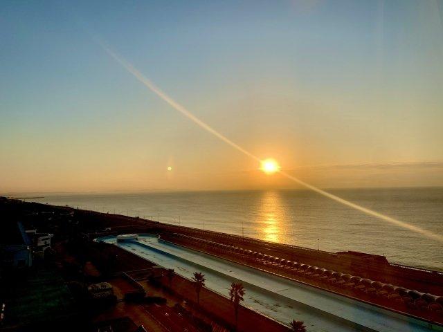 【大磯ロングビーチ】大磯ロングビーチまで徒歩2分。夏にはプールが愉しめます!