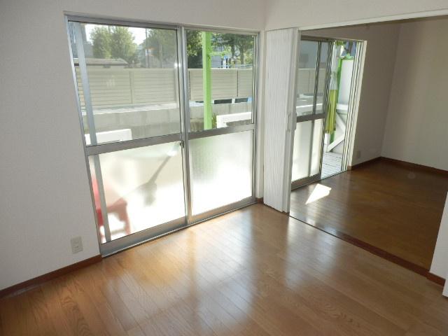 洋室×2部屋