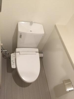 【トイレ】ライジングプレイスKAMEIDO(ライジングプレイス亀戸)