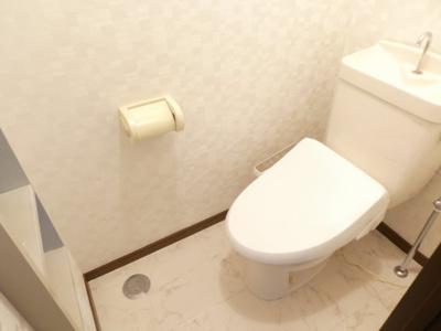 【トイレ】レインボーハイツ