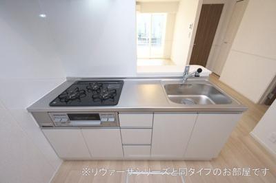 【設備】矢巾町南矢幅アパート