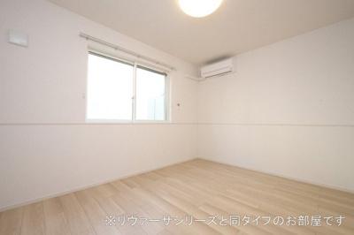 【洋室】矢巾町南矢幅アパート