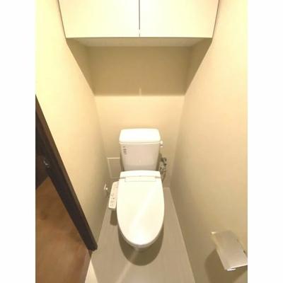 【トイレ】プラウド昭和楽園町テラス 仲介手数料無料
