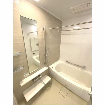 【浴室】プラウド昭和楽園町テラス 仲介手数料無料