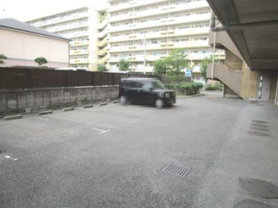 【駐車場】アヴァンティ東住吉