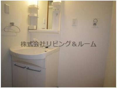 【洗面所】ミヨヒコHK-Ⅰ棟