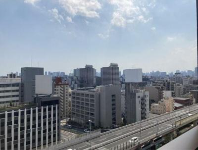 【バルコニー】サンウッド錦糸町フラッツ
