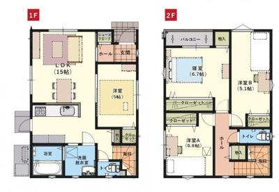高知県高知市長浜 新築住宅