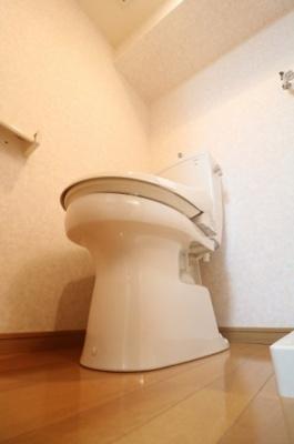 【トイレ】ドミール東洞院