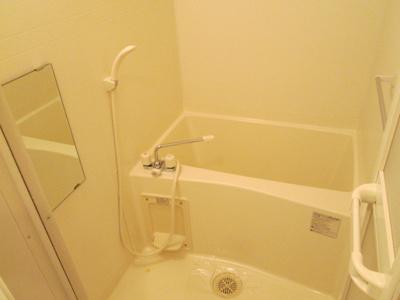 【浴室】パークフラッツ緑地公園