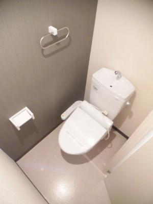 【トイレ】ハイツS・T