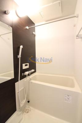 【浴室】プリエ福島