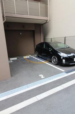 【駐車場】プリエ福島