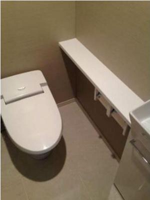 【トイレ】シティタワー上野池之端