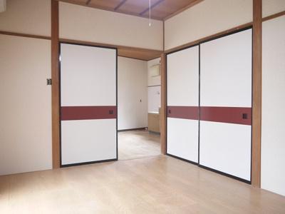 【洋室】[平屋]柳宿・貸別荘