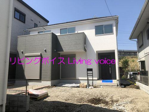 施工例 小田原市田島20-1期 新築一戸建て 全3棟