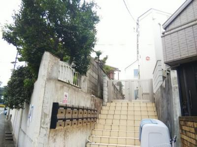 【エントランス】サークルハウス江古田一番館