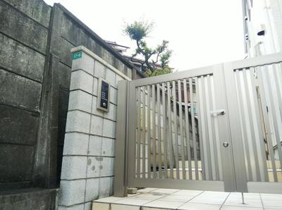 【セキュリティ】サークルハウス江古田一番館