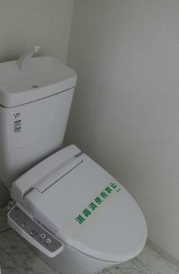 【トイレ】サークルハウス江古田一番館