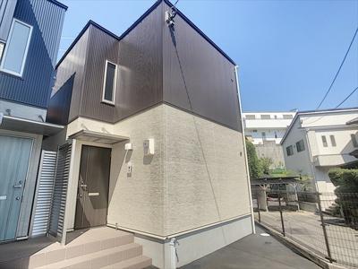 【外観】筑紫丘2丁目N-2貸家