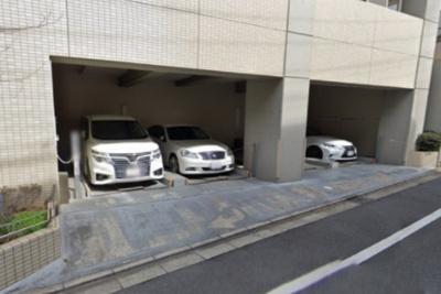 【駐車場】キャルム浅草