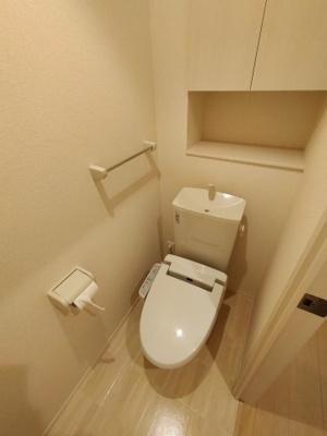 【トイレ】エストレーラⅢ