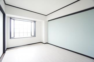【寝室】アインズコートサンテラス東金