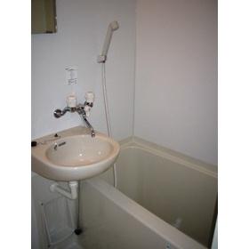 【浴室】ケーコーポ駒込