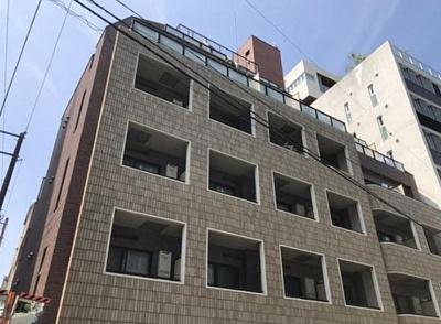 【外観】アヴァンティ早稲田