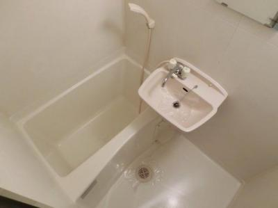 【浴室】アヴァンティ早稲田
