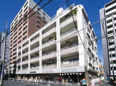 【外観】ソフトタウン新小岩 10階 最 上階 リ フォーム済