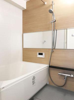 【浴室】ソフトタウン新小岩 10階 最 上階 リ フォーム済