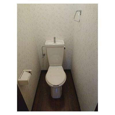 【トイレ】パーシモン西が丘