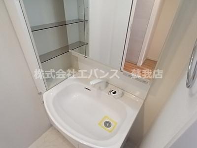 【独立洗面台】千葉ポートイースト
