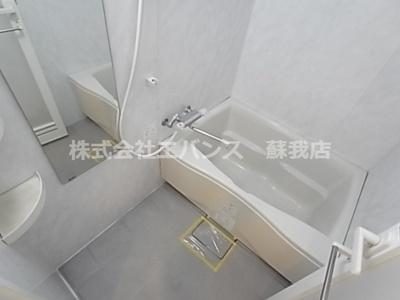 【浴室】千葉ポートイースト