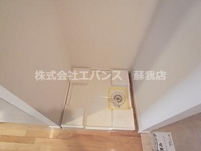 【洗面所】千葉ポートイースト