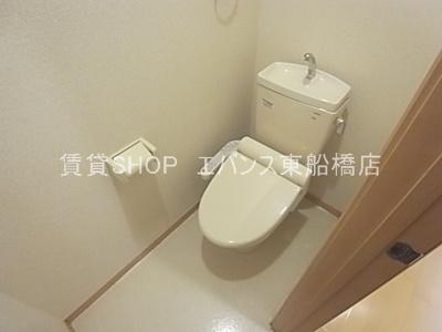 【トイレ】アスピリアトレゾール