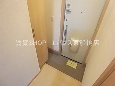 【玄関】アスピリアトレゾール